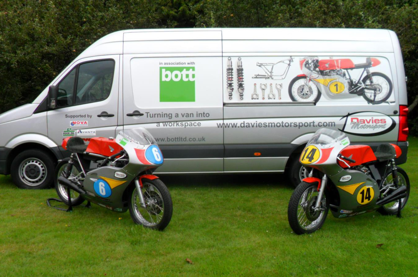 Davies Motorsport gear up for Isle of Man Classic TT