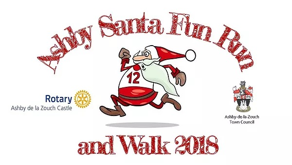 Ashby Santa Fun Run & Walk 2018