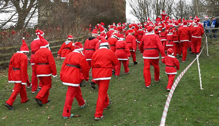 Ashby Santa Fun Run & Walk Bott