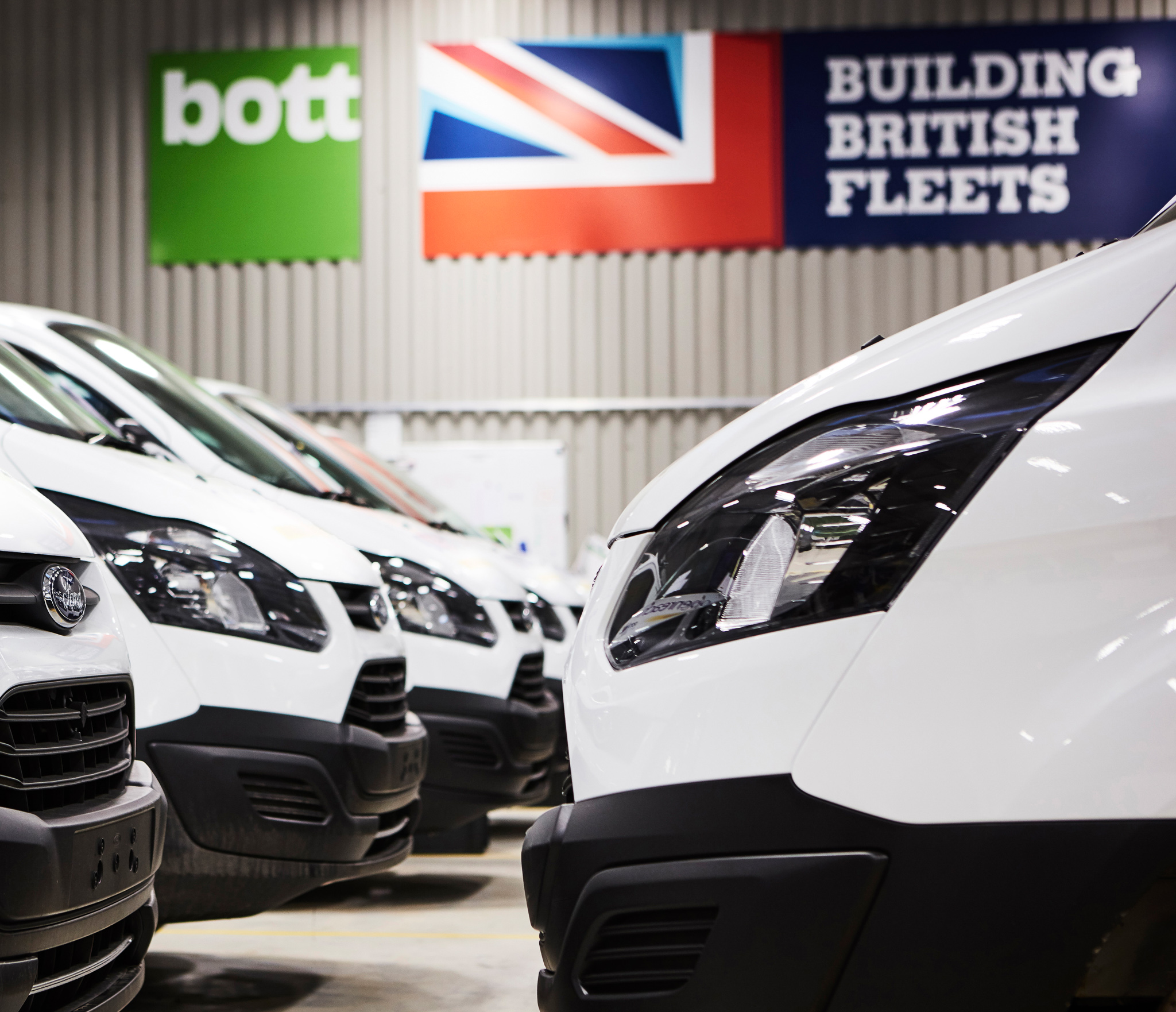 Bott Van Workshop