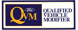 Logo-Ford Qualified Vehicle Converter