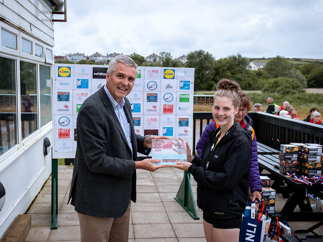Bott are delighted to become the main sponsors of the Bude Lifeboat Run & Junior Run
