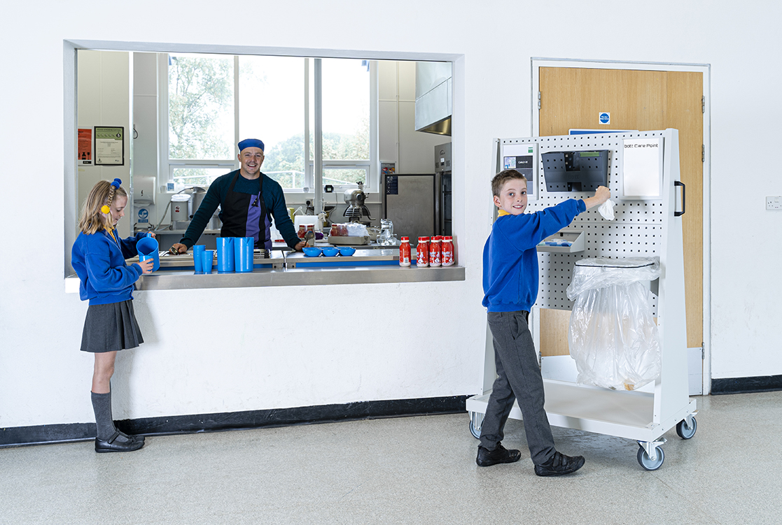 bott hygiene solutions for schools