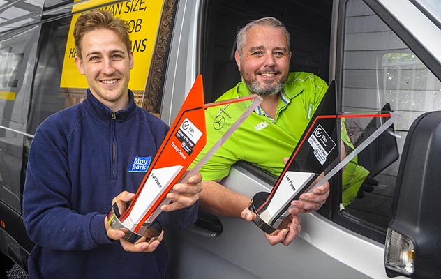Van Excellence Driver of the Year 2019