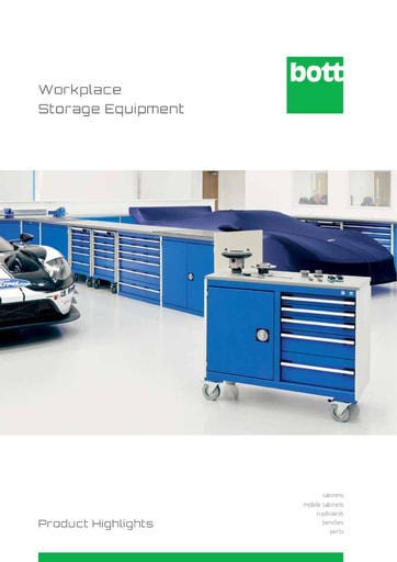 Workplace Storage Equipment - Highlights